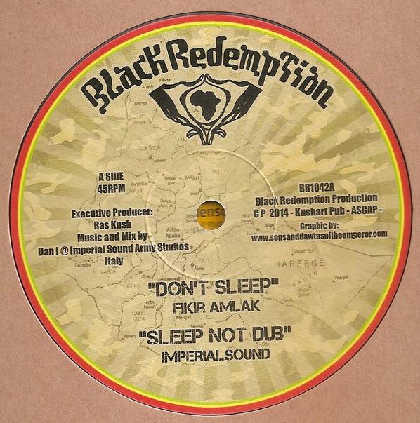 Fikir Amlak Don't Sleep 10 vinyl
