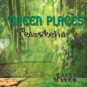 Tenastelin Green Places 12 vinyl LP Green