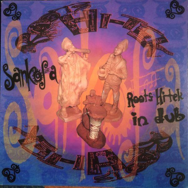 Sankofa Roots Hitek In Dub 12 vinyl LP