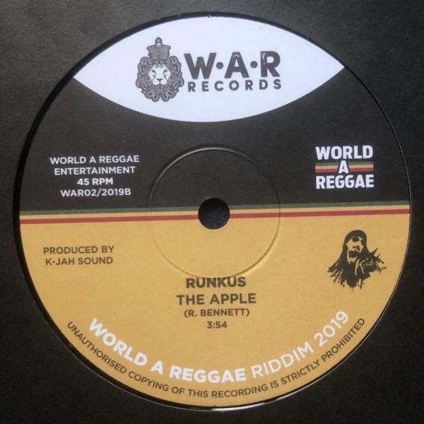 Runkus The Apple 7 vinyl