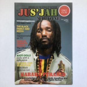 Jus Jah Magazine Vol 2 Issue 3
