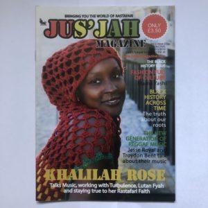 Jus Jah Magazine Vol 2 Issue 2