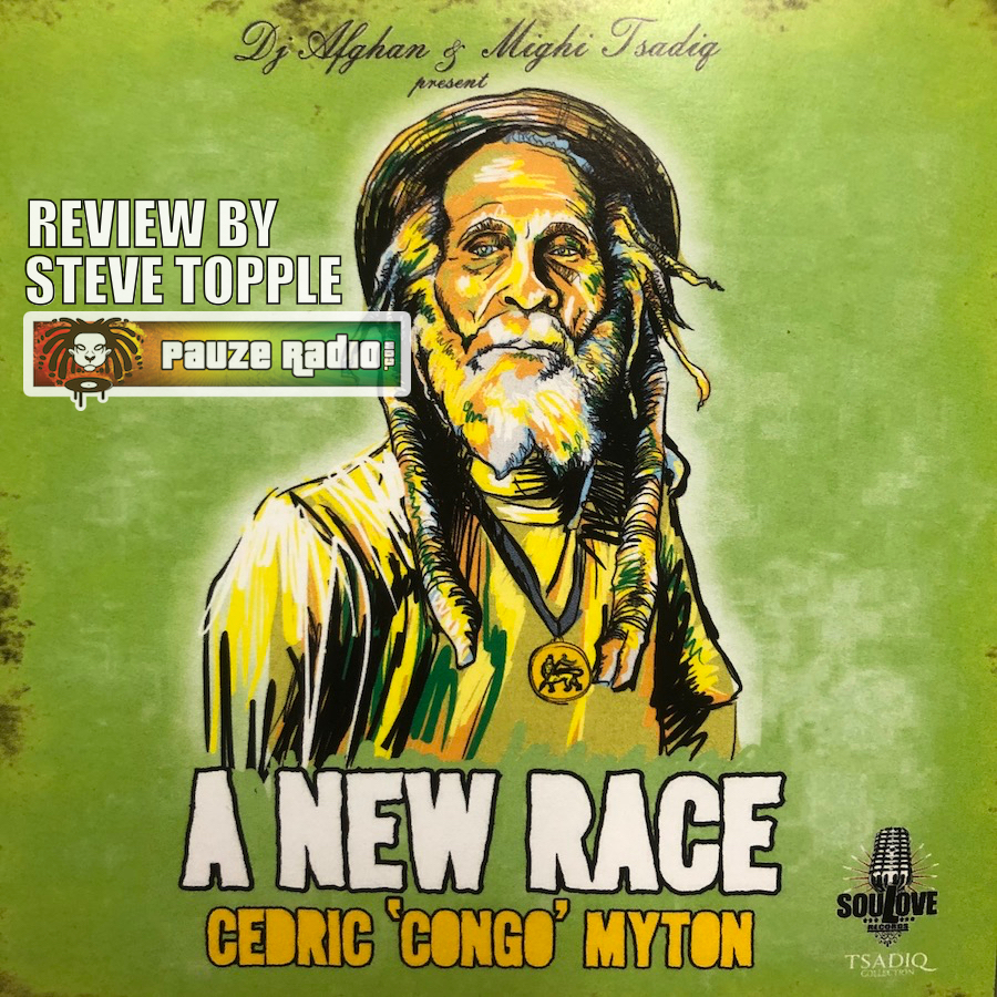 Cedric Myton A New Race Review