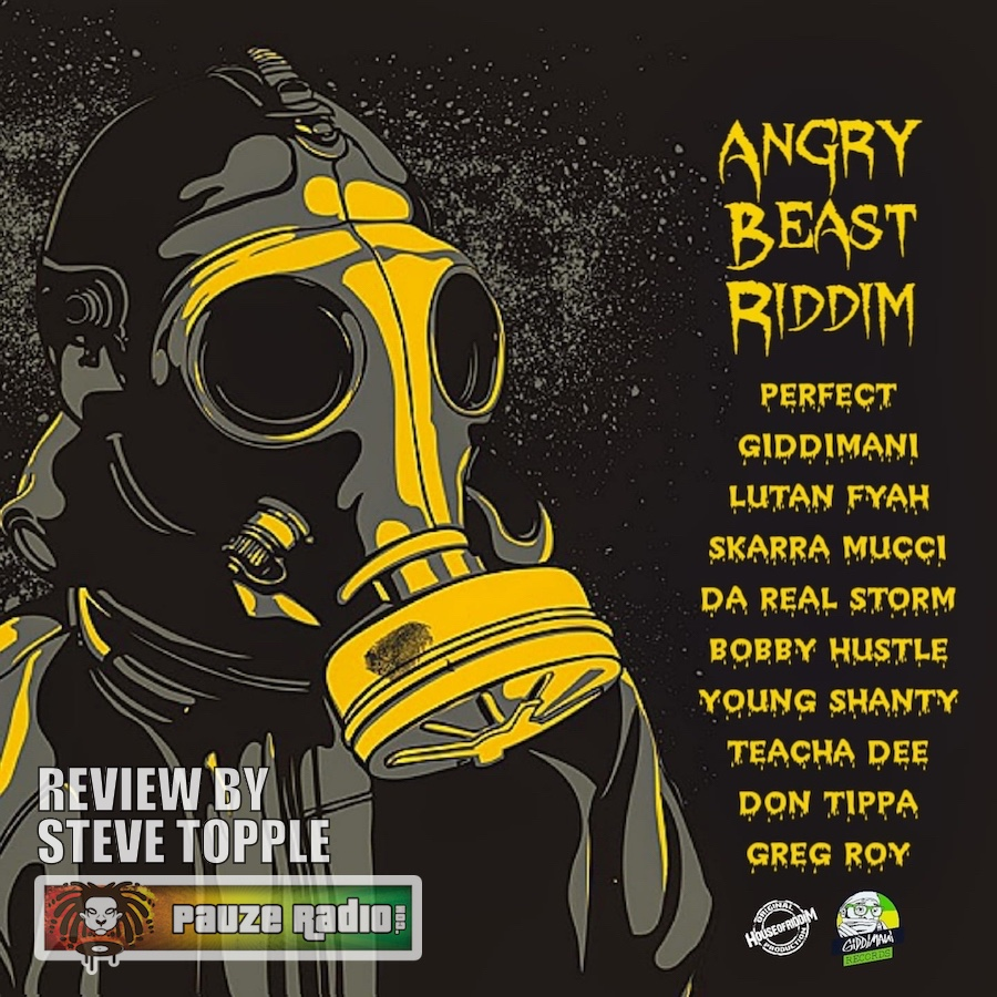 Angry Beast Riddim Review
