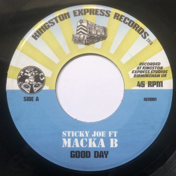Macka B Good Day 7 vinyl