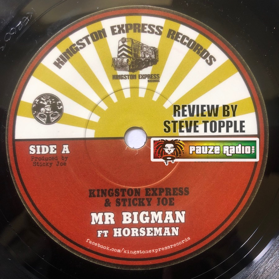 "Horseman Mr Bigman 7"" Vinyl Review"