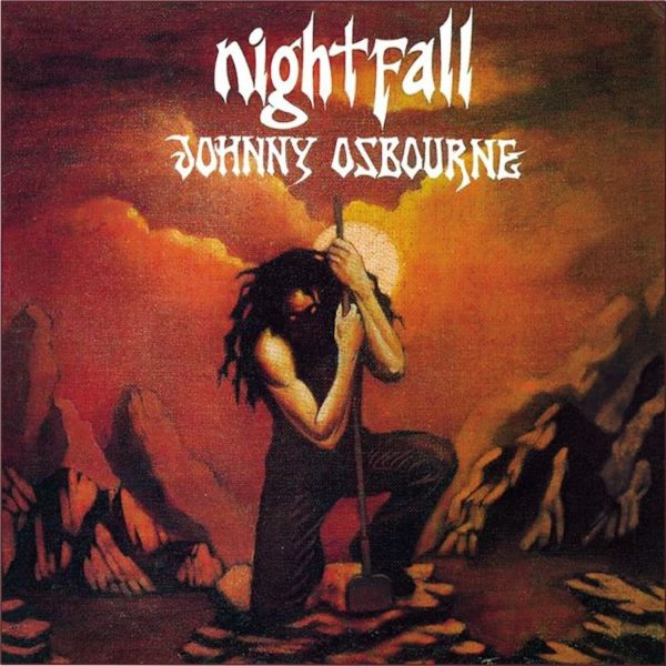 Johnny Osbourne Nightfall 12 vinyl LP
