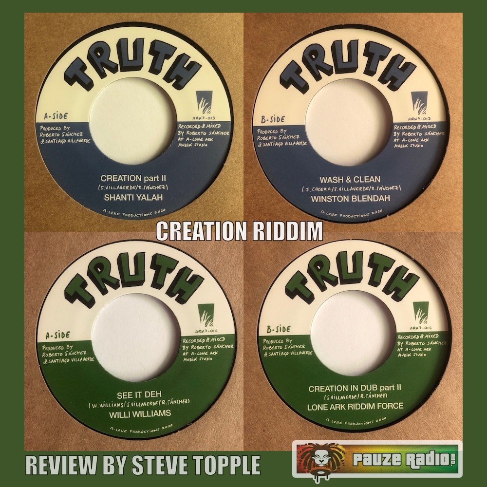 Creation Riddim Review