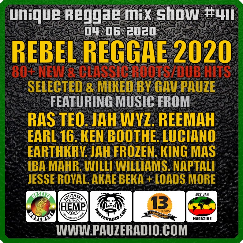 Rebel Reggae 2020