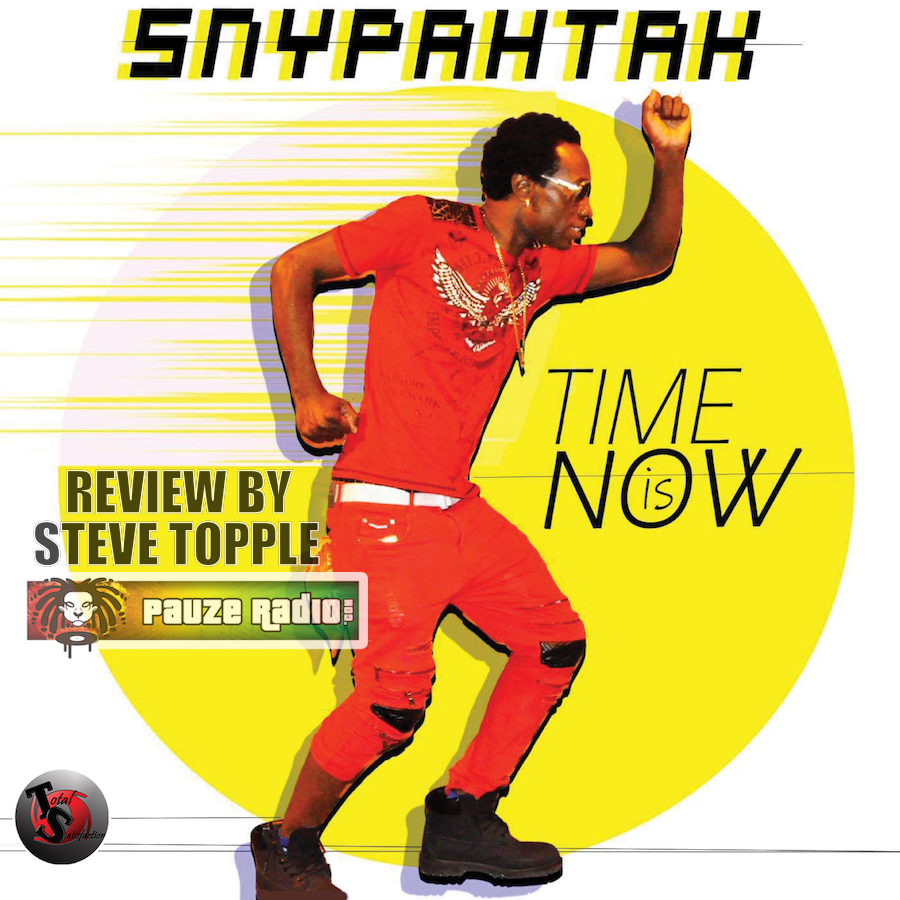 Snypahtak Time Is Now EP Review