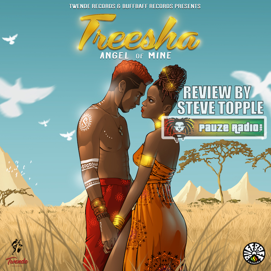 Treesha Angel Of Mine Review