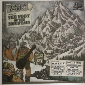 Kingston Express The Foot Of The Mountain CD