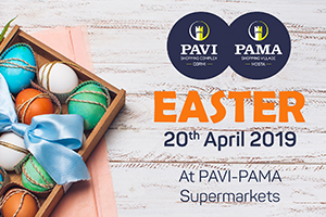 Easter Fun at PAVI