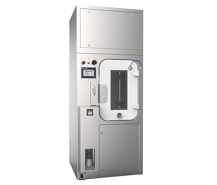 Decontamination Hatch Integrated MD-Hi