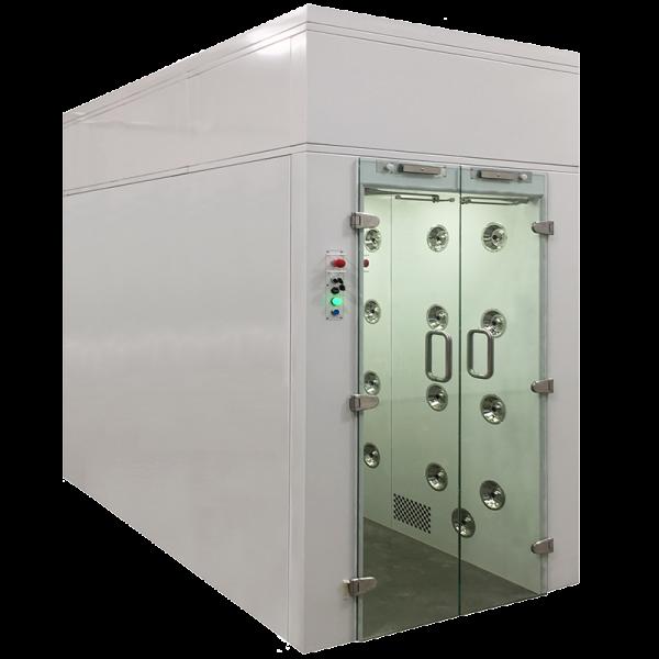 Air Shower Integrated AHU PD-Ai