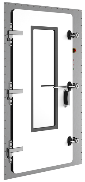 Mechanical Seal Door HC-MSD