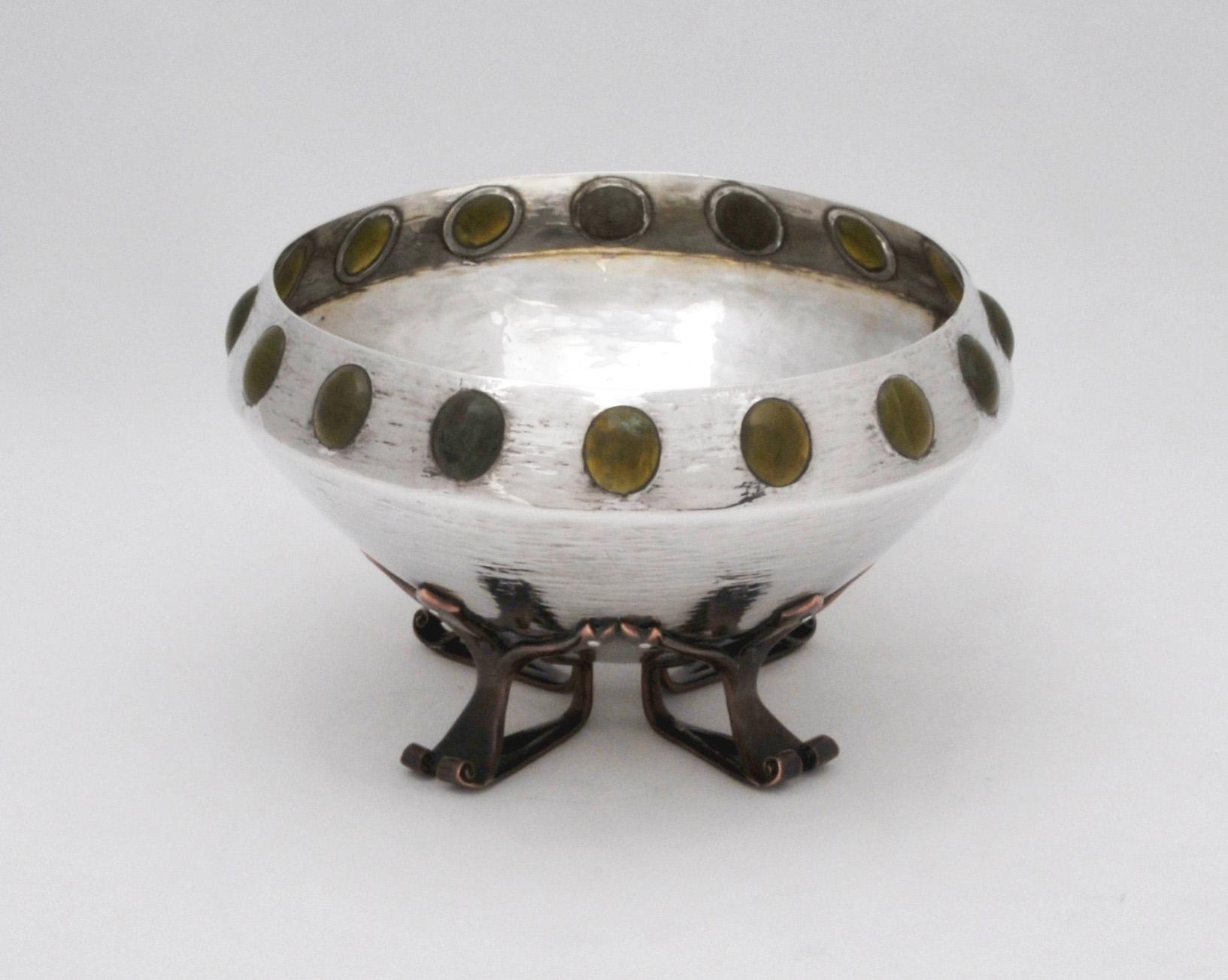 Oliver Baker Cymric bowl