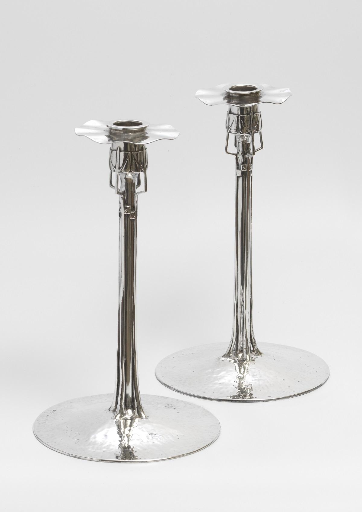 Liberty Cymric Conister candlesticks