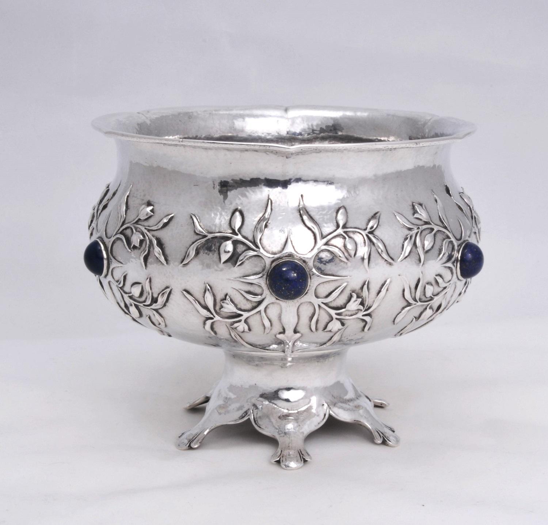 Gilbert Marks silver centrepiece
