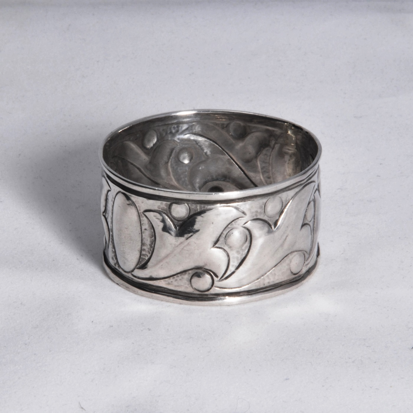 Keswick School of Industrial Arts napkin ring