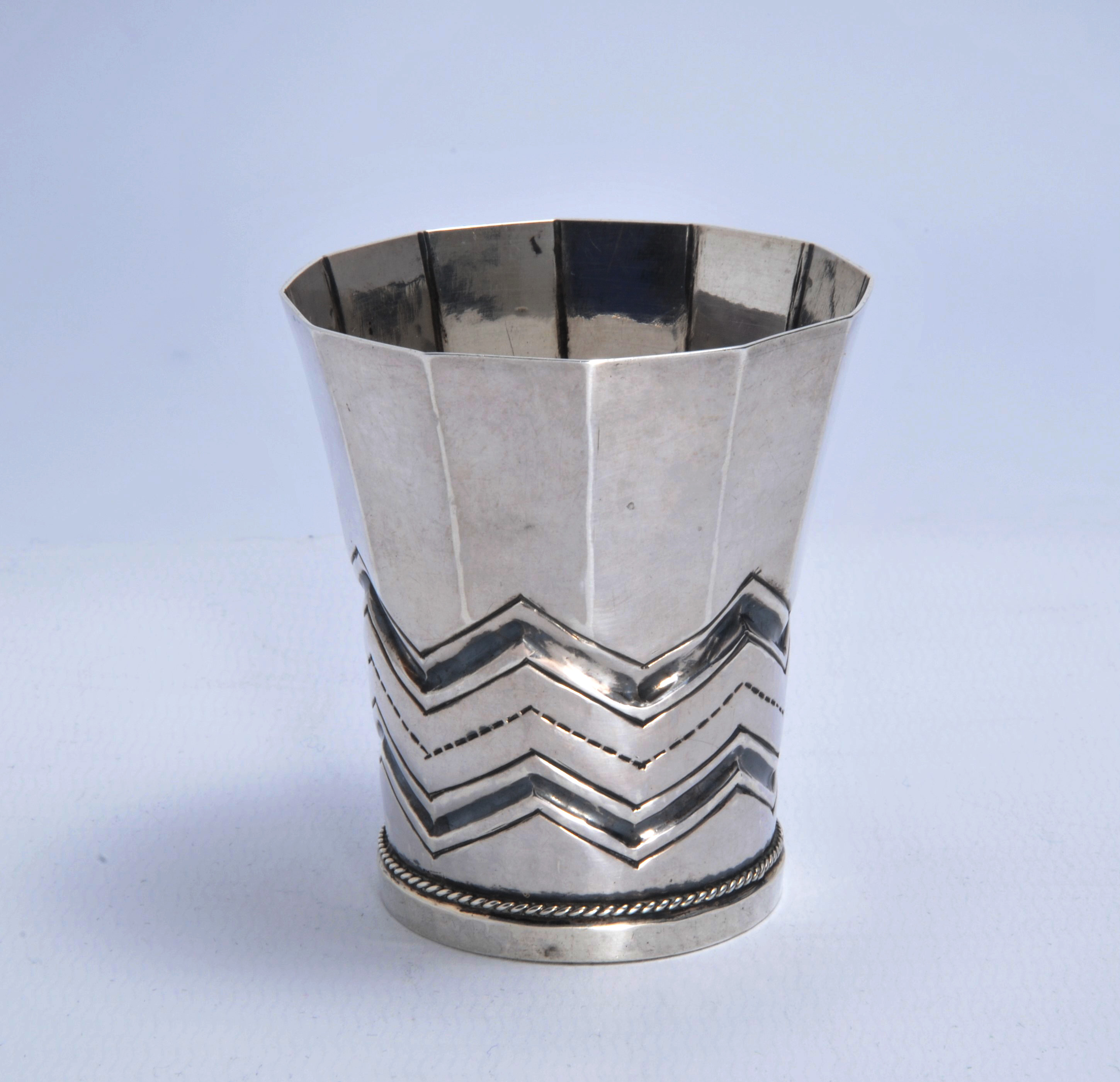Artificers Guild silver beaker