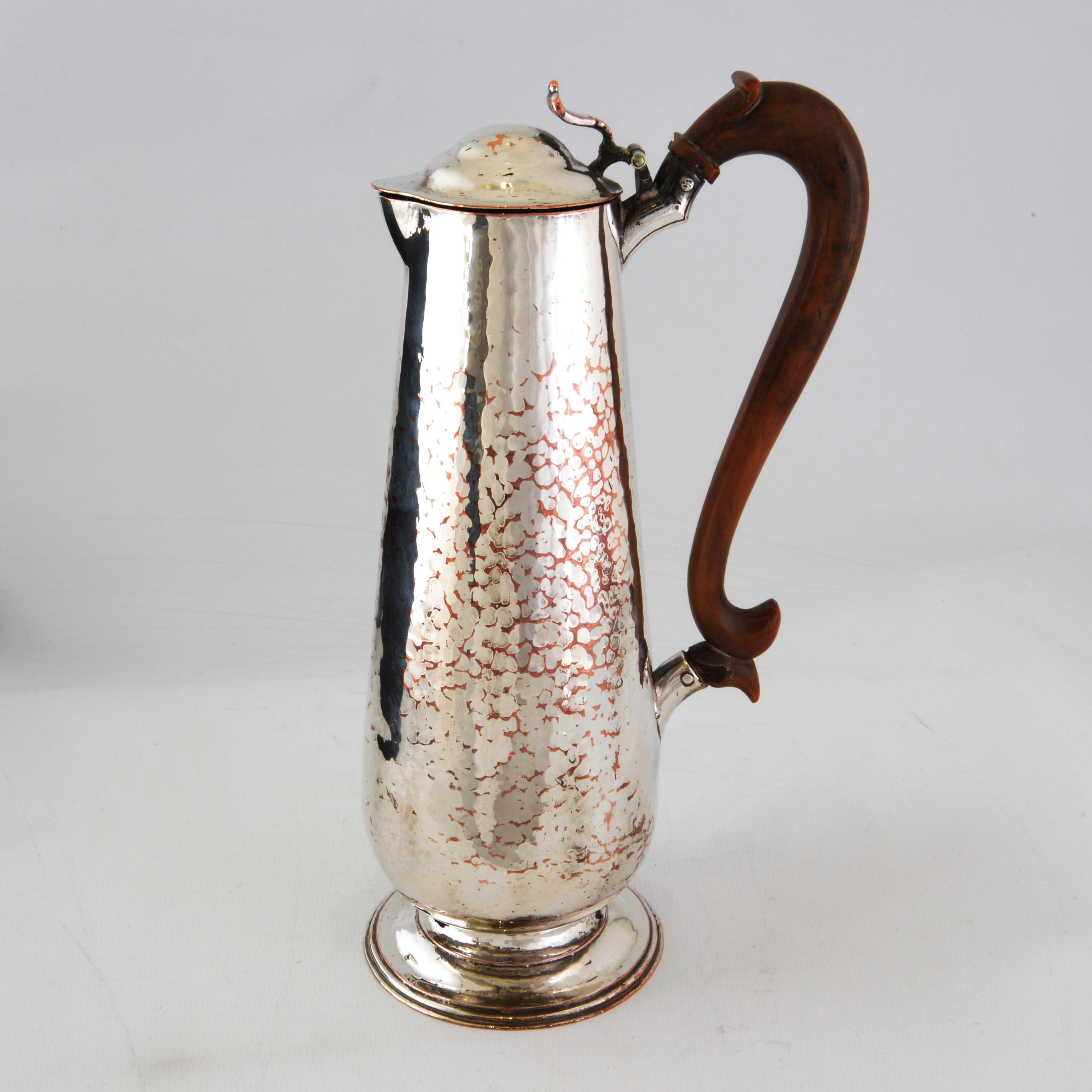 Guild Handicraft, Ashbee silver