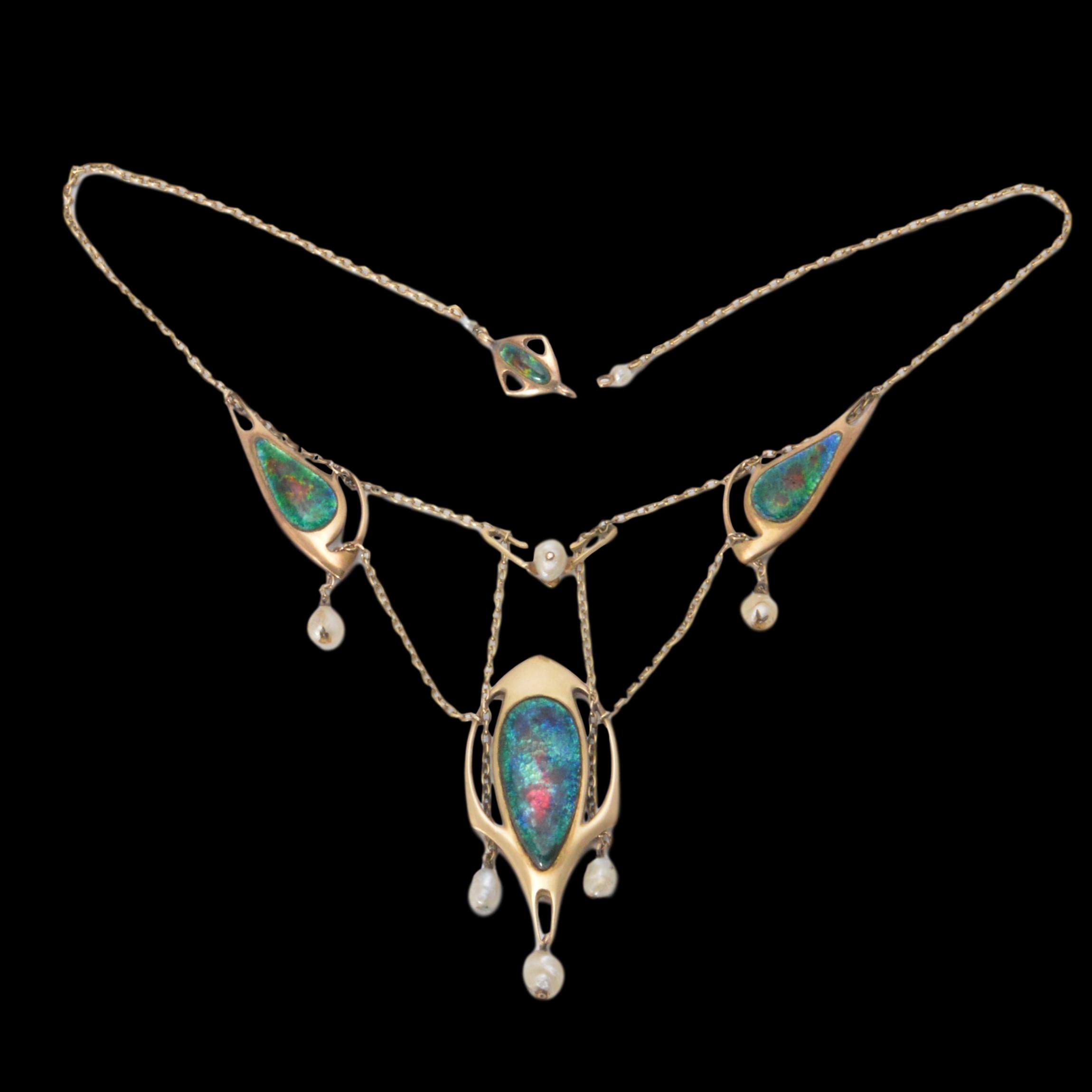 Archibald Knox necklace