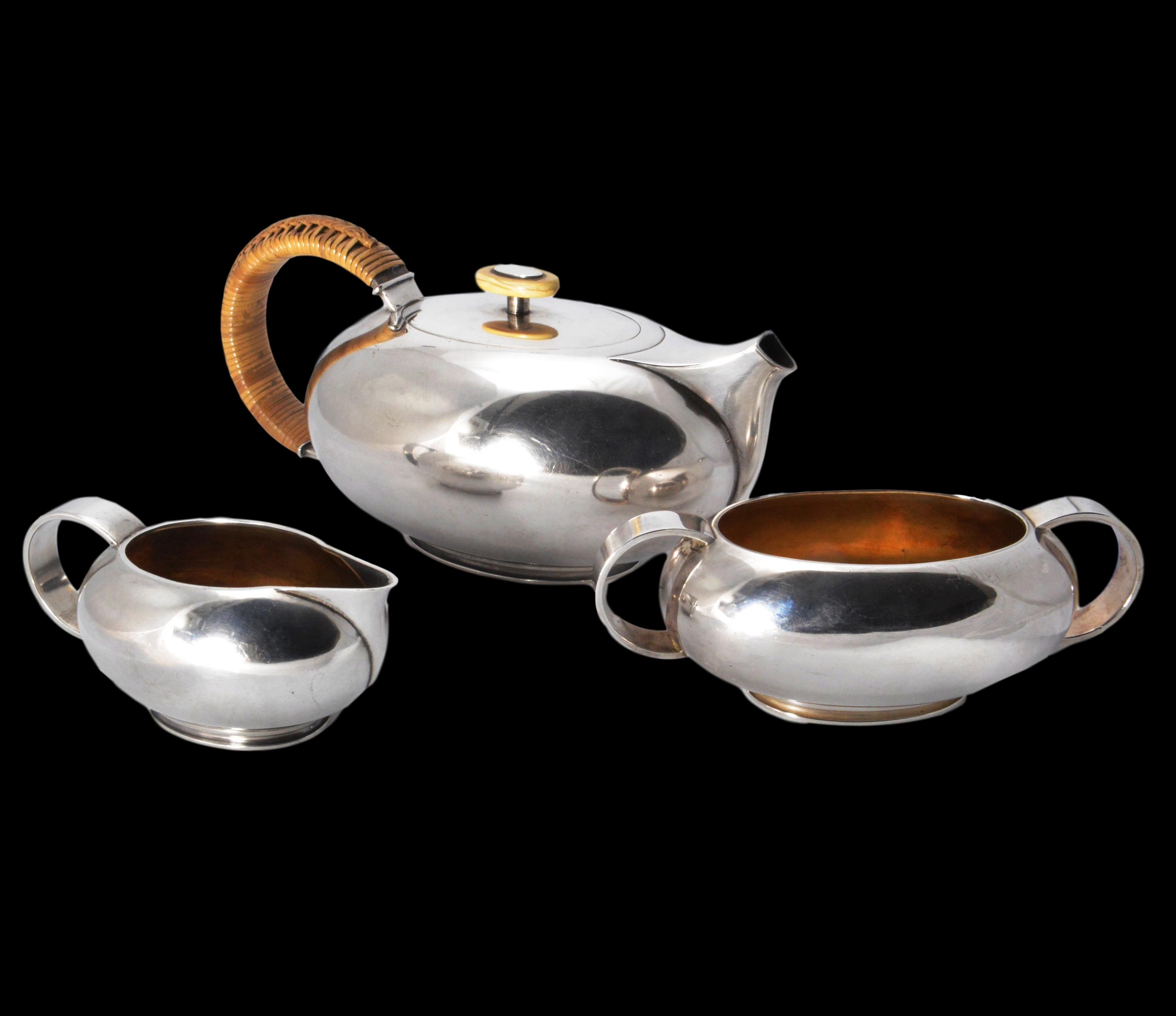 Frantz Hingelberg silver