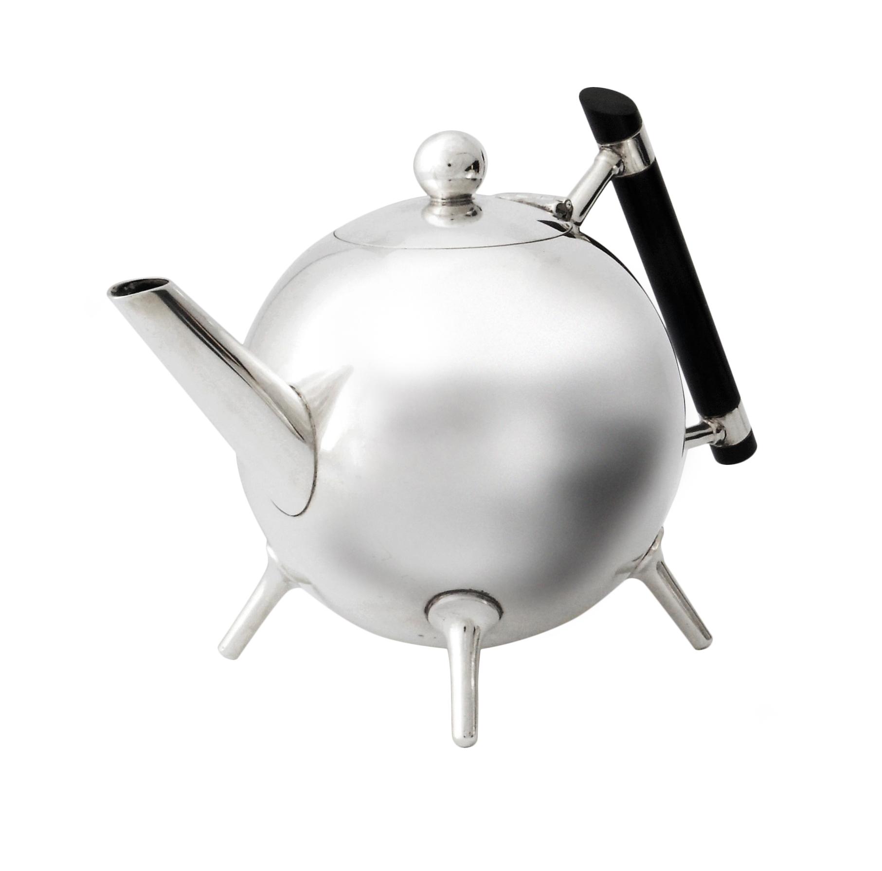 Christopher dresser silver