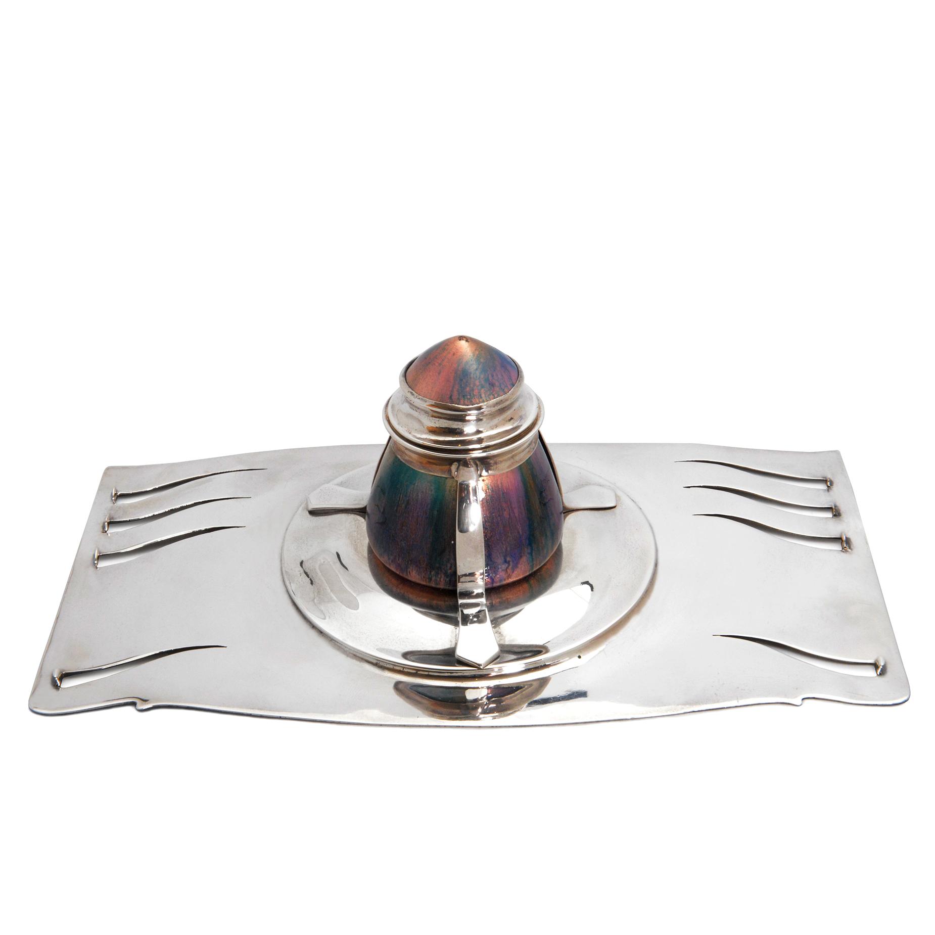 Archiblad ~Knox, Liberty Cymric silver