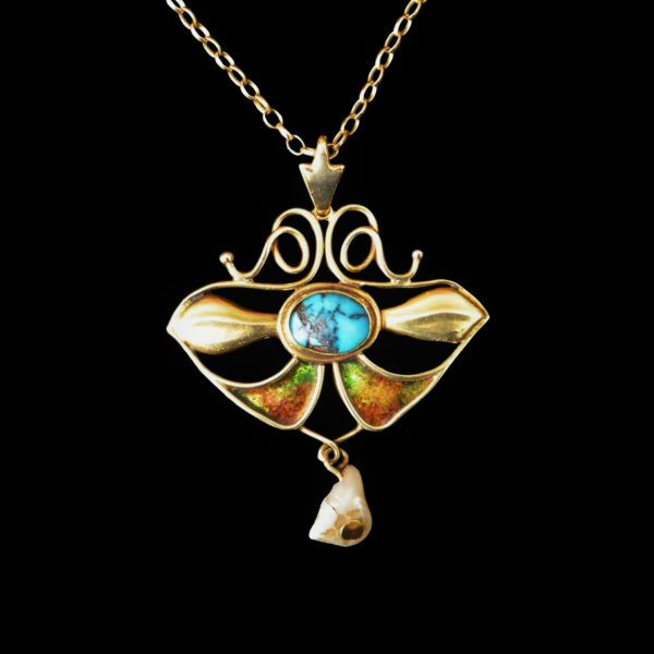 Liberty Cymric pendant