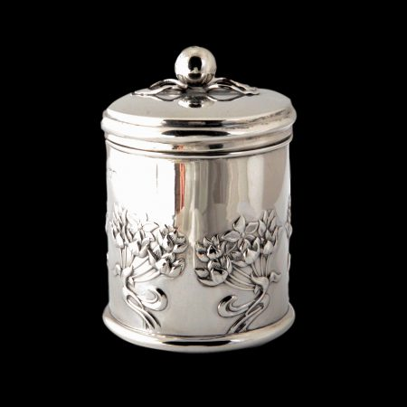 Kate Harris silver box