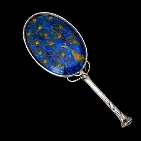 Guild of Handicraft mirror, Charles ashbee mirror