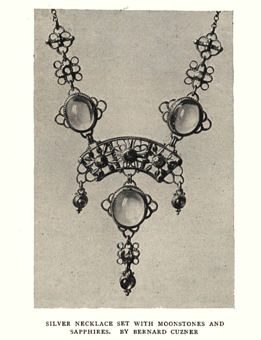 Bernard Cuzner necklace