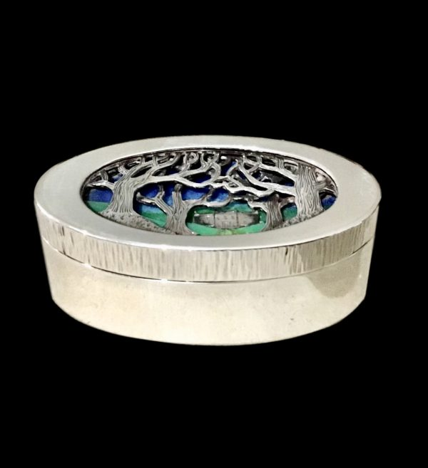 Anthony Hawksley silver