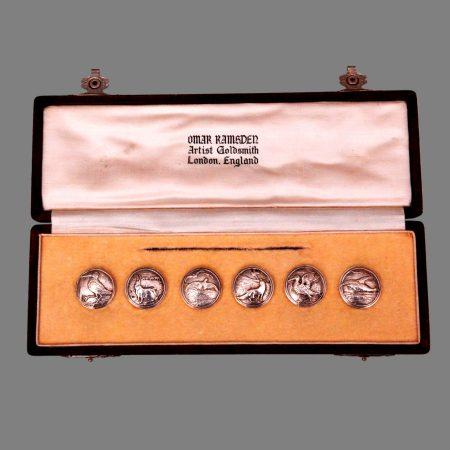 Omar Ramsden buttons