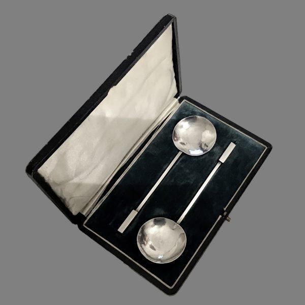 Bertha Inglis silver