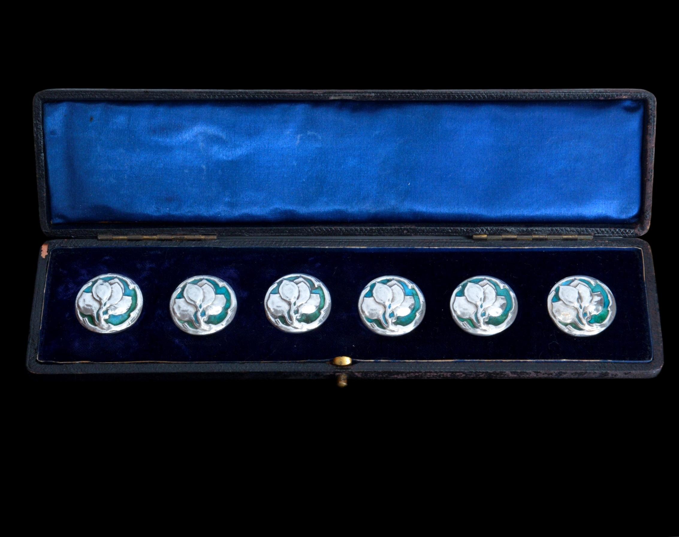 David veazey buttons, william hutton buttons