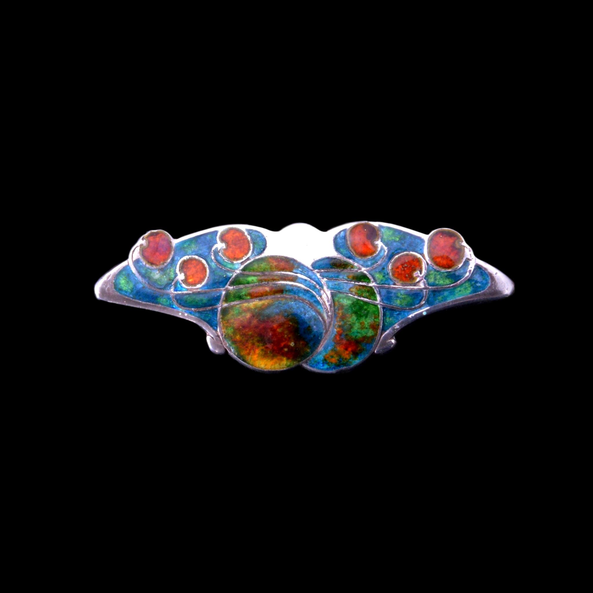 Archibald Knox jewellery, Liberty Cymric jewellery