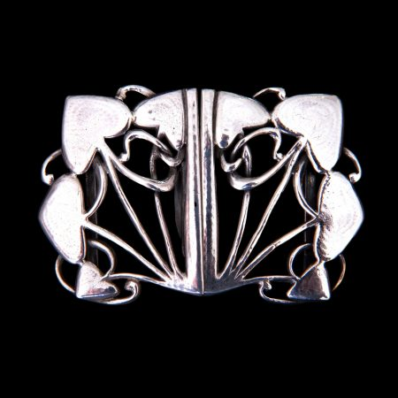 Liberty Cymric silver, Archibald knox silver buckle