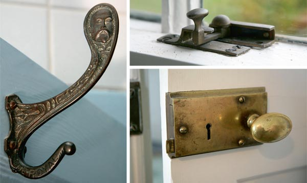 Period character guide Door and window furniture Period Living