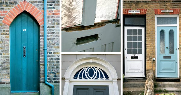Roger Hunt on the care and repair of front doors - Period Living