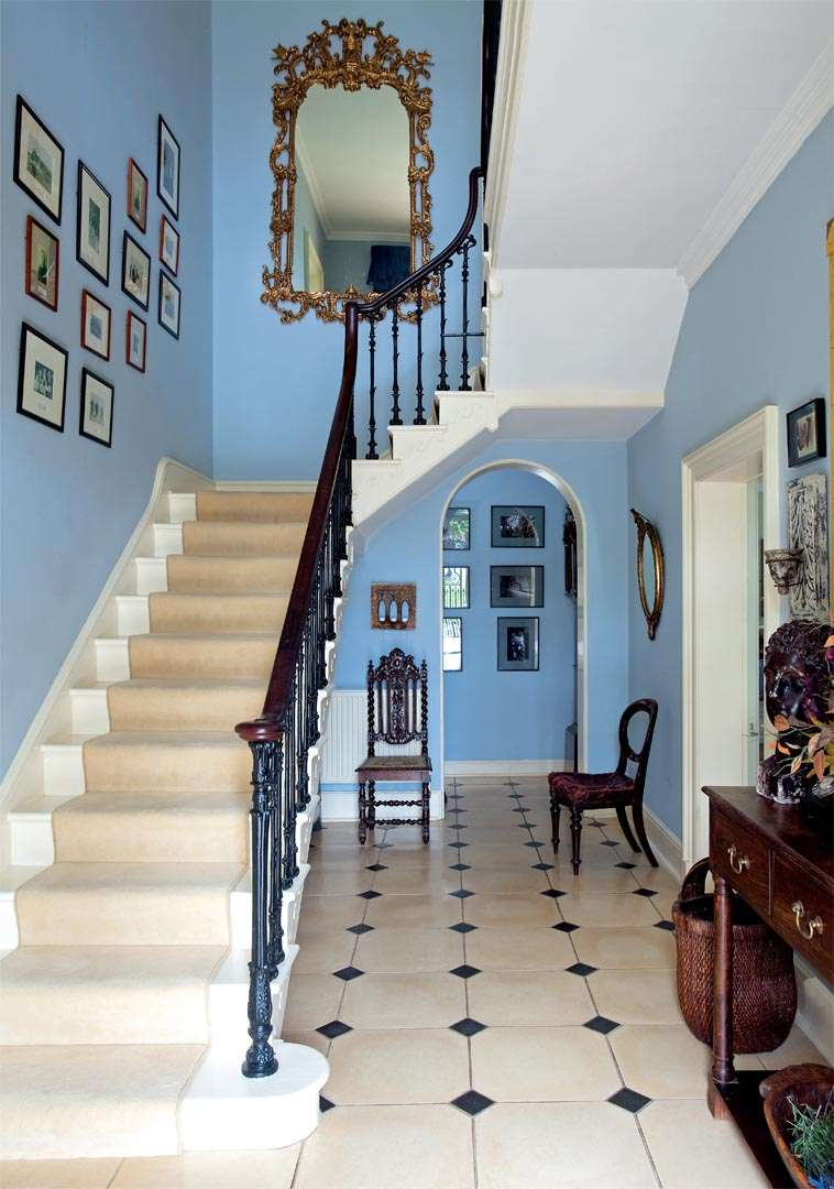 Restoring A Georgian Townhouse Period Living