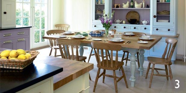 Unfitted Kitchen Ideas