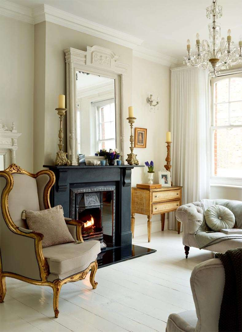 transforming a victorian maisonette period living