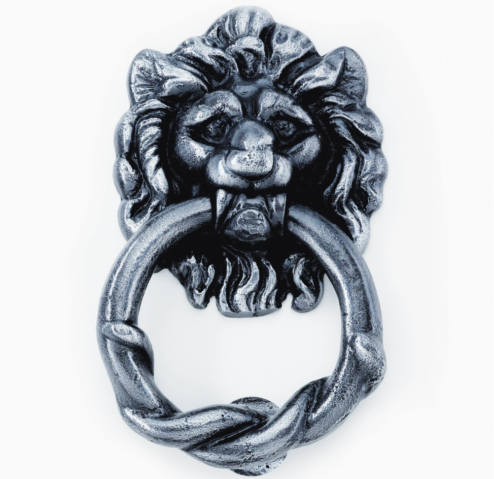 lion-head-knocker