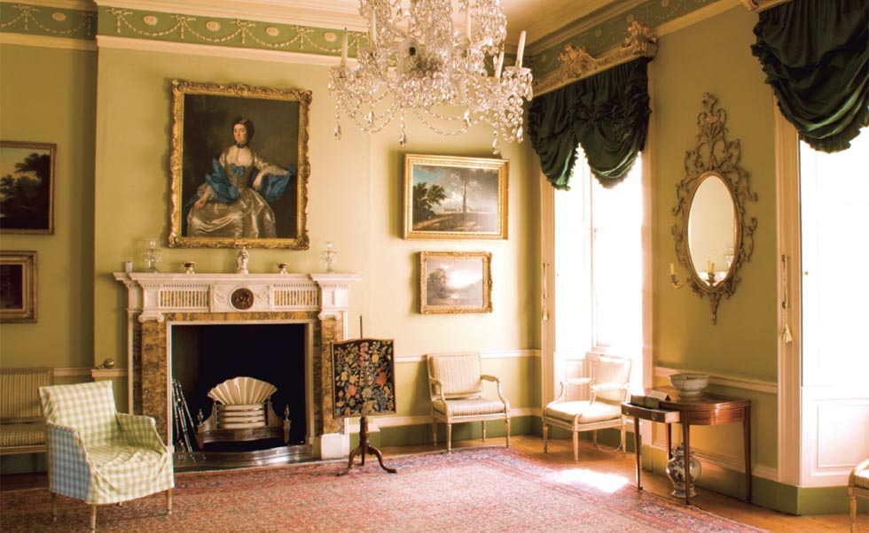 A guided tour of the Georgian House Period Living