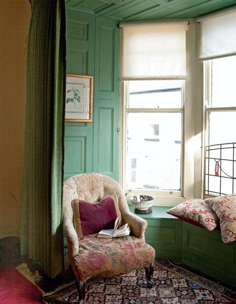 Georgian Bedroom Colours