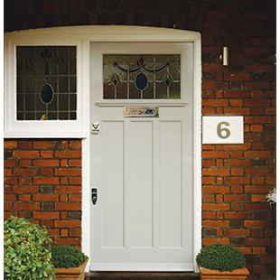 Replacing windows and doors period living for 1930s front door furniture