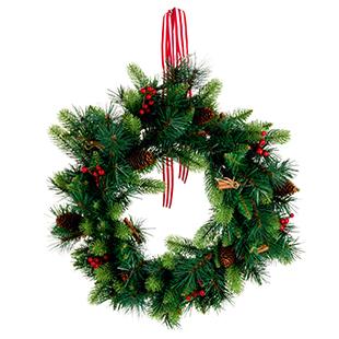 Sainsburys classical wreath